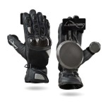 Loaded Longboard Goatskin Race Slide Gloves