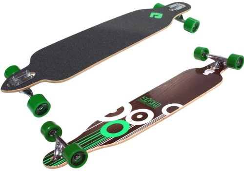 atom drop through longboard - Best longboards for beginners
