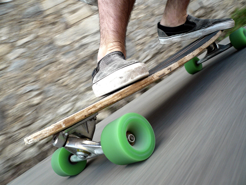 Find your longboard style