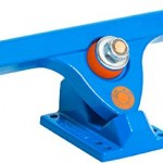 Caliber Fifty Blue Trucks - best longboard trucks