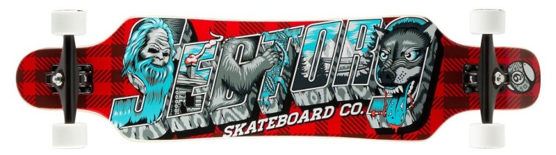 Sector 9 mini Shaka 2014 red
