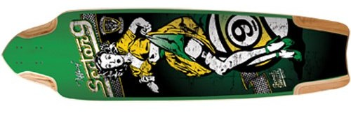 sector 9 Tiffany Deck