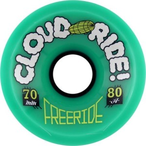Cloud Ride Freeride Wheels