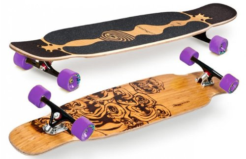Loaded Bhangra Longboard - best longboard brands