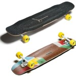 Loaded Tesseract Longboard