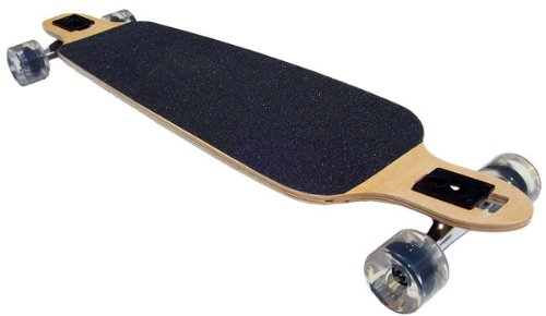 Moose Drop Through Speedboard Complete Longboard