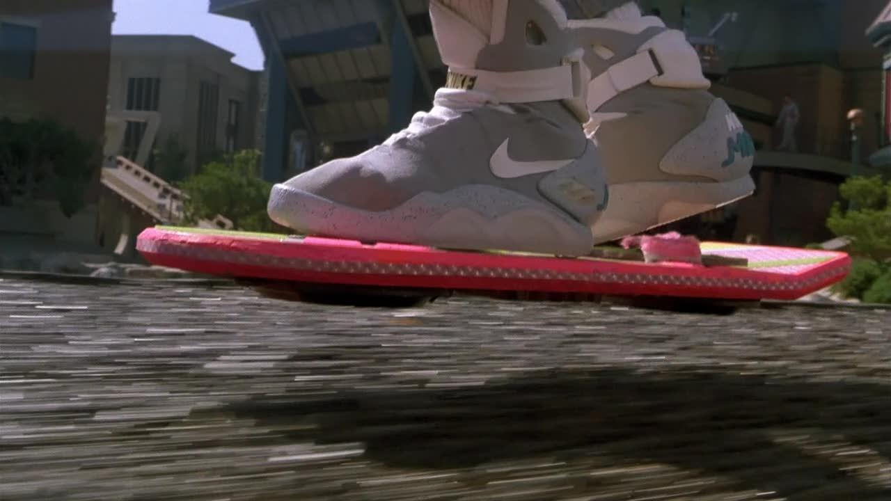 Back to future hvoerboard
