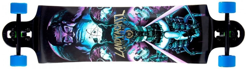 Landyachtz Switchblade 36 Hollow Tech Longboard