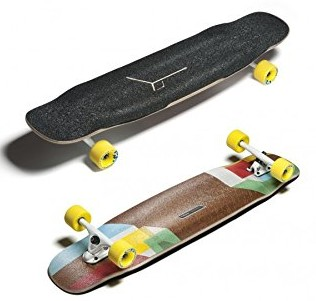 Loaded Tesseract 2015 Longboard