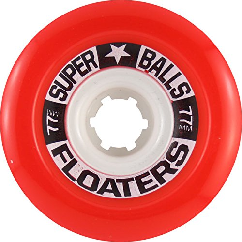 Earthwing Floaters Longboard Wheels (70mm)