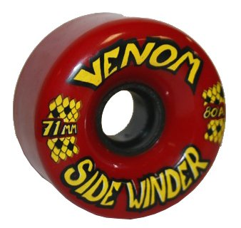 Venom Sidewinder Longboard Wheels (71mm)