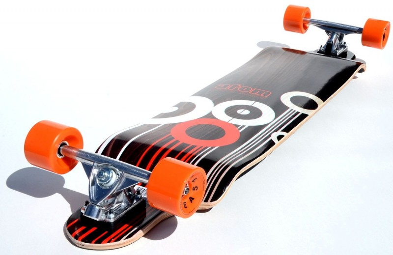 Atom Drop Deck Longboard Trucks