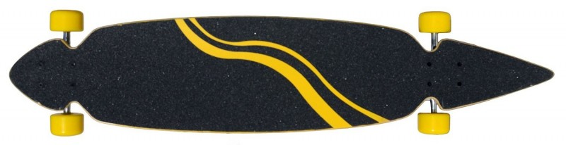Atom Pintail Super Carver Longboard Grip Tape