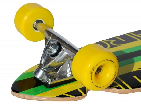 Atom Pintail Super Carver Longboard Trucks