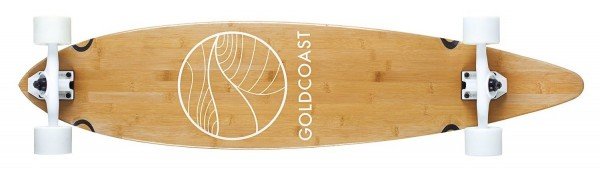 Gold Coast Classic Floater Pintail Longboard