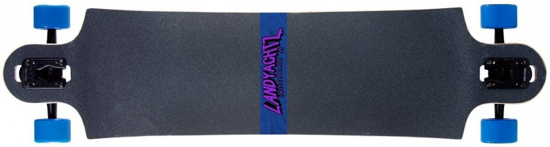 Landyatchz Switchblade Longboard Grip Tape