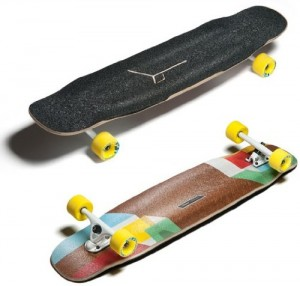 Loaded Tesseract Longboard (Premium)