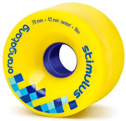Loaded Tesseract Longboard Premium Wheels