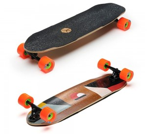 Loaded Truncated Tessaract Premium Longboard