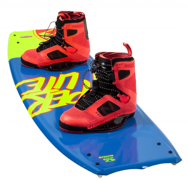 2015 Hyperlite Murray Wakeboard Package with Team Closed Toe Boots