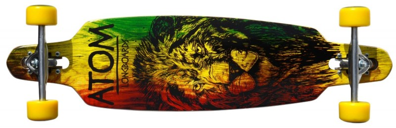 Atom 36-Inch Drop Through Longboard