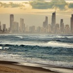 Australia Gold Coast Beach