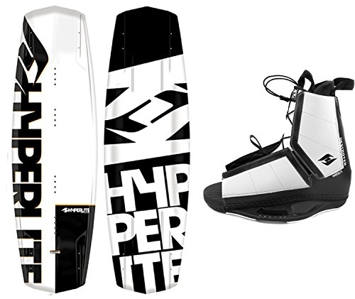 New 2015 Hyperlite Wakeboard Agent with Destroyer Wakeboard Bindings