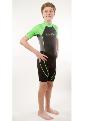 O'neill Reactor Hybrid Shorty Kid's Wetsuit