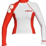 exceed womens eden rash guard