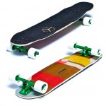 Loaded Tesseract Cantellated Longboard