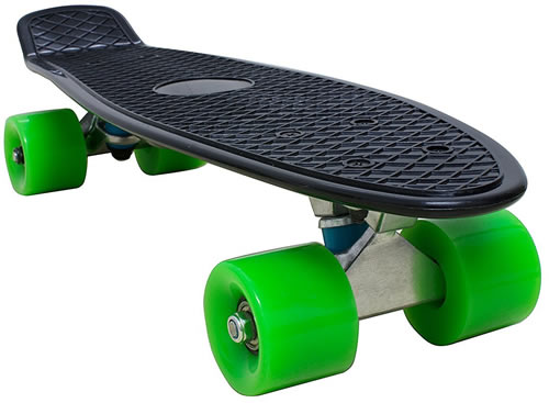 Love Fly Plastic Cruiser