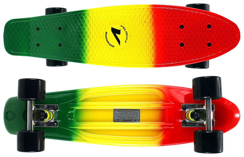 Velocity Boards Retro Cruiser