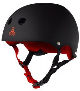 Triple Eight Helmet with Sweat Saver Liner