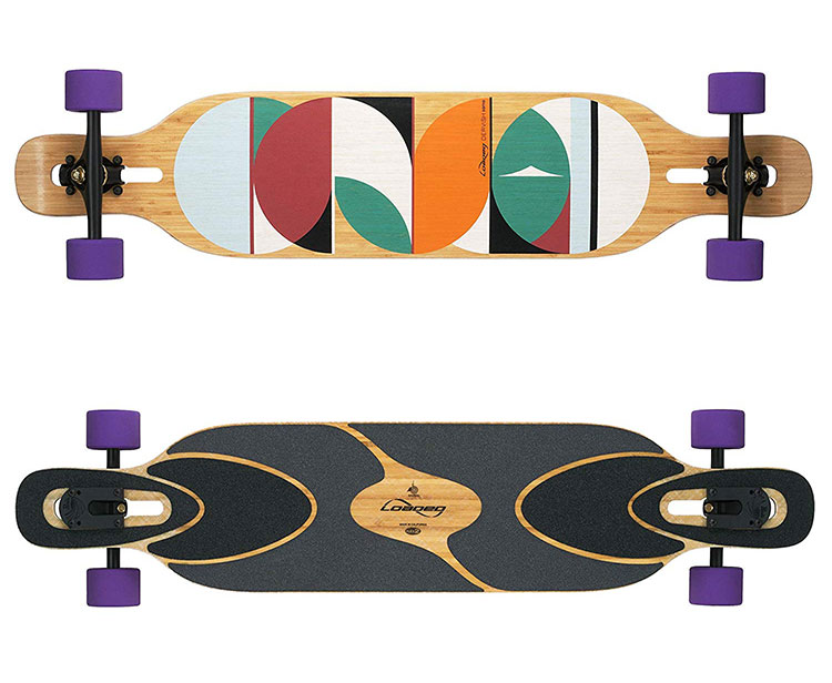 Loaded Dervish Sama Flex Longboard