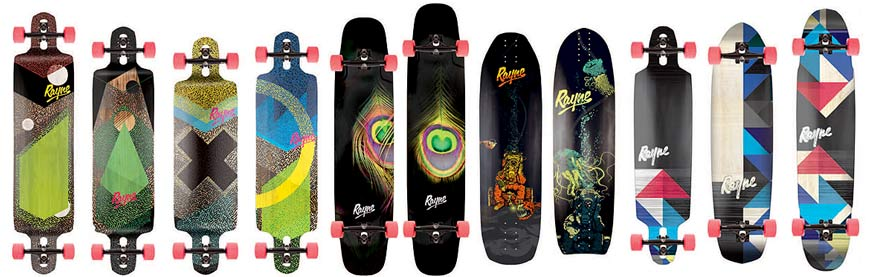 choosing the right longboard size for you