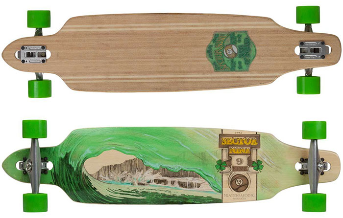 Sector 9 Green Wave Lookout II