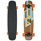 Loaded Boards Tesseract Bamboo Longboard Skateboard Complete