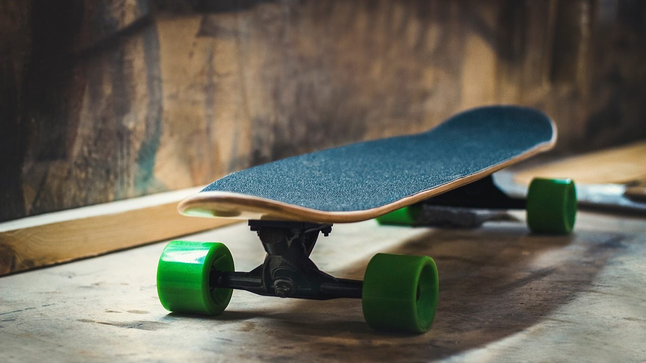 green wheeled best skateboard brands